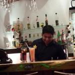 Get a decent cocktail
