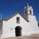 One of he oldest churches in Chile