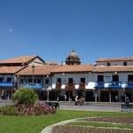 Hauptplatz von Cuzco