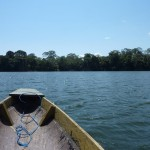 Another boat trip on the small lake
