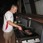 Professional grills are readily available everywhere and just waiting for the chef-cook