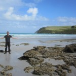 Right, just bring him to one of the beaches along the Great Ocean Road! :-)