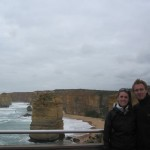 """Famous """"Twelve Apostles""""...whereas there are more or less only about 9 or 10 left"""