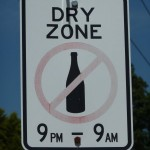 """Unfortunately, we had to move on, as the whole city becomes a """"dry zone"""" in the evening *shocked*"""