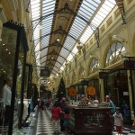 Old Victorian Mall in Melbourne