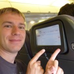 Seat-to-seat chat in Qantas' entertainment system