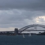 Taking a ferry in Sydney replaces well a commercial harbour tour - you see the Harbour Bridge...