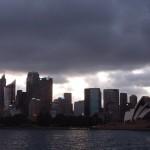 ...can get best views of Sydneys skyline...
