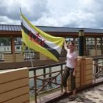 Hello Brunei...
