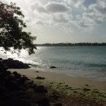 La Cuvette Beach - one of our favourites