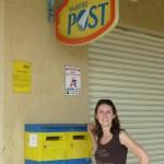 Tach Post!