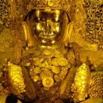Mahamuni-Pagode - gold, gold, gold!