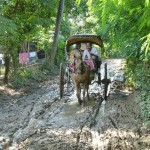 Inwa - quite a muddy experience