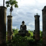 Inwa - temple ruins