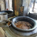 Amarapura - Monastry kitchen