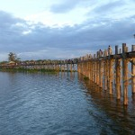 Amarapura - U Bein bridge