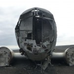 Plane wrack near Vik