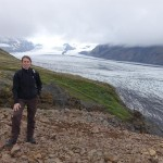 Freezing at Skaftafell