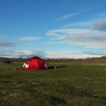 Our camping ground for the night