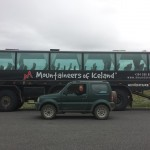 You can also find busses in Iceland to go off-road