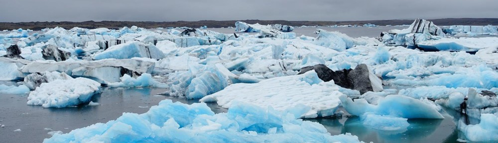 Jökulsarlon glacier lagoon, Iceland