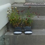 What happens, if you leave your shoes behind in Reykjavik?