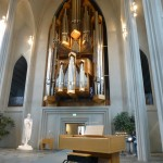 "The ""a little bit different"" organ in Hallgrimskirkja"